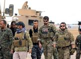 أنقرة تعتبر مفارز الدفاع الذاتي الكردية (YPG) شريكة لحزب العمال الكردستاني المحظور في تركيا