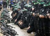 مقاتلون من كتائب عز الدين القسام