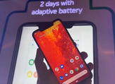 The Nokia 8.1 will be available in the UAE from December 15 for Dh1,499. (KhT)