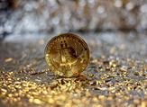 Cryptocurrencies overall were flat, with the total coin market capitalization at $130 billion at the time of writing. (Shutterstock)
