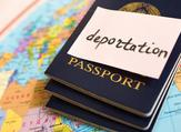 """A total of 4,557 expatriates were deported and another 5,413 arrested for """"violating provisions of the Labour Law"""". (Shutterstock)"""