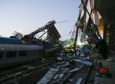 والي أنقرة: أربعة أشخاص قتلوا في الحادث وأصيب 43 آخرون