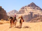 Wadi Rum desert in Jordan (Shutterstock)