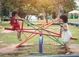 أبدت توصيات الدراسة القلق من إهمال حصة الألعاب في برامج المدارس (shutterstock.com)