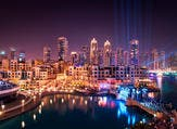 Dubai is bringing you a calendar worth of excuses to go dancing this autumn (not that you need any more) / Shutterstock