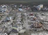"""سرعة """"مايكل"""" وقوته زادت بشكل مفاجئ ليتحول إلى إعصار هائل خلال أقل من يومين"""