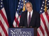 مبعوث الولايات المتحدة لجهود السلام في أفغانستان زلماي خليل زاد