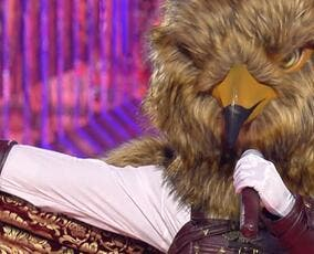 Who Knew It Was Him! The Masked Singer 'Inta Min' Judges Shocked As the Hawk Identity Revealed