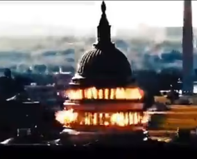 Iran's propaganda video shows Revolutionary Guards blowing up the US Capitol, liberating Jerusalem