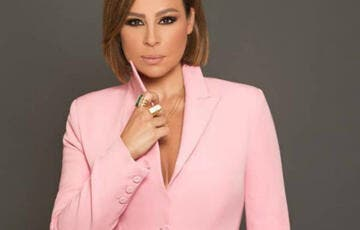 Carole Samaha is waiting the release of the new film Bel Sodi Source ma fashion consultancy Instagram