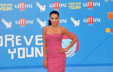 Naya Rivera at Giffoni Film Festival 2013 (Shutterstock/ File Photo)