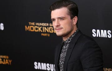 "Josh Hutcherson attends the premiere of ""The Hunger Games: Mockingjay - Part 2"". (Shutterstock/ File Photo)"