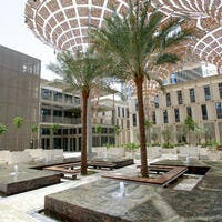 The districts are built by the UAE's Al-Futtaim Construction and are already landscaped with water and shading features.