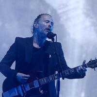 Thom Yorke and Radiohead shared unreleased tracks from its OK Computer sessions after an unknown person hacked Yorkes MiniDisc archive File Photo by Nigel Roddis UPI