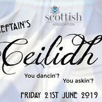 Dance into the summer at the Chieftain's Ceilidh, a lively Scottish celebration with traditional folk music, singing and dancing.