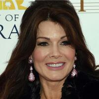 Lisa Vanderpump arrives at the Miss Universe Pageant in 2015. (Timothy A. Clary / AFP/Getty Images)