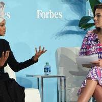 Ashley Graham and Halima Aden