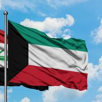 The deal was signed on the sidelines of the seventh session of the high Kuwaiti-Iraqi committee.
