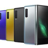 Samsung said initial findings showed that the issues could be associated with impact on exposed areas of the hinges.