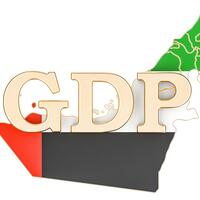 The total GDP increased from 34.1 per cent in 2017 to 40.4 per cent in 2018.