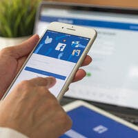 Facebook users can moderate comments on their post with by hiding, deleting or engaging with comments.