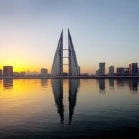 The report showed that the growth rate of investment flows in Bahrain reached 6%.