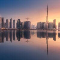 The current real estate scene in Dubai is optimistic for prospective buyers.