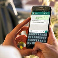 WhatsApp was able to assess the past dealings with problematic behaviours to ban 20 per cent of bad accounts at the time of registration itself.