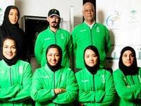 Saudi bowling women team at the 6th GCC women tournament in Kuwait. (Photo/Supplied)