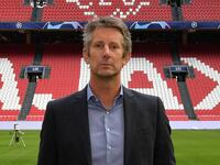 Van der Sar will be making his first appearance at DISC. - Supplied photo