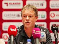 Erwin Koeman (Photo: Oman News Agency/Twitter)