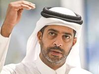 FIFA World Cup CEO Al-Khater