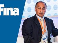 Vice-President of the International Swimming Federation (FINA) Hussein Al-Musallam (Photo: KUNA)