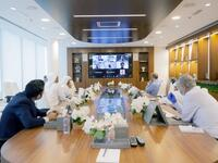 The webinar organized by Dubai Sports Council (DSC) in collaboration with LaLiga (Photo: SG)