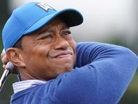 Tiger Woods can break Sam Snead's record of 82 career PGA Tour victories if he wins this weekend's Memorial Tournament in Dublin, Ohio. Photo: Kevin Dietsch/UPI=