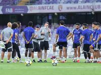 The UAE national football team will gather in Al Ain (Supplied photo)