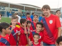 Over the past three seasons, Liga Academy UAE has changed the face of youth football training in the nation. (Supplied)