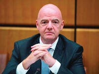 FIFA President Gianni Infantino (Photo: Qatar Tribune)