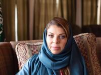 Arwa Al-Mutabagani, the chair of the organizing committee at Al-Mutabagani Equestrian (Photo: SG)