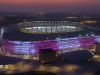 Al Rayyan stadium (Photo: Gulf Times)