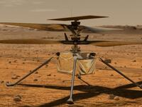 NASA's Ingenuity Helicopter to Stay Longer on Mars