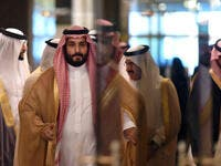 Saudi's Crown Prince. (AFP/ File Photo)
