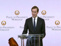 Kushner opens ME workshop in Bahrain (AFP)