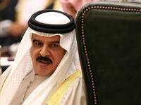 King Hamad bin Isa Al Khalifa of Bahrain. (Yasser Al-Zayyat/AFP/Getty)