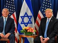 US President Donald Trump meets Israeli Prime Minister Benjamin Netanyahu. (AFP/ File Photo)