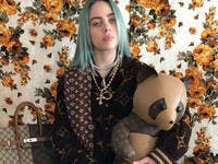 "Billie feels ""really lucky and grateful"""