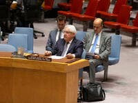 Special Envoy of the Secretary-General for Yemen Martin Griffith  (Shutterstock)