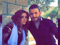 Days before Nadine, Syrian actress Emarat Rezk announced her separation from husband Hussam Junaid.