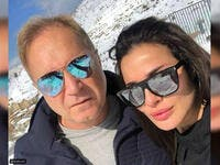 Lebanese actress Nadine Nassib Njaim left her husband Hady Asmar in September 2019 after 7 years of marriage.