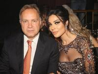 Absence of husband of Nadine Nassib Njeim from the wedding of her close friend Natalie Nasrallah raised several questions